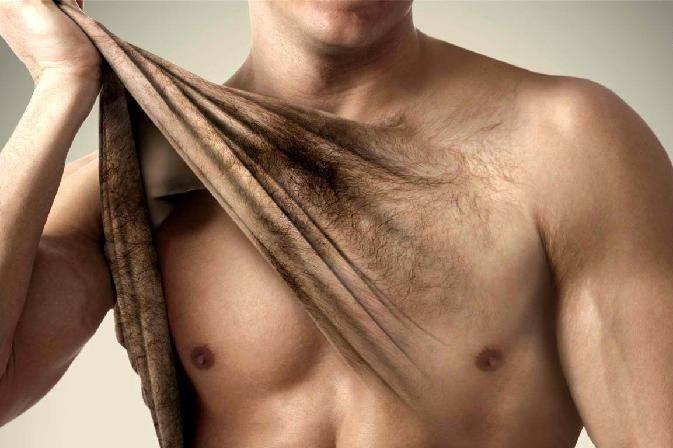 Фото стрижки в интимных местах мужчин