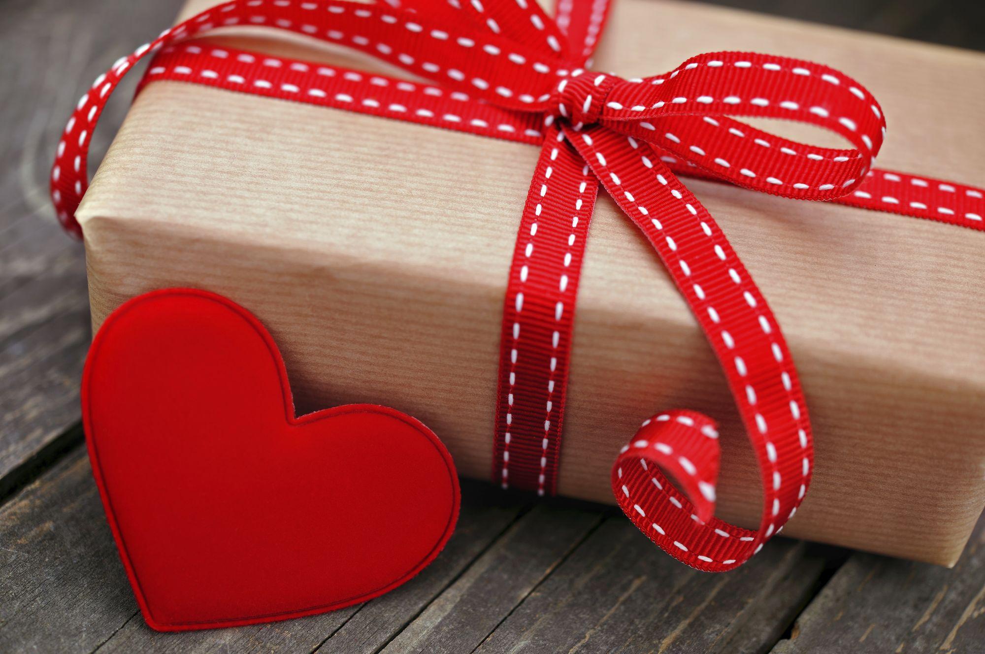 Подарочная упаковка на день святого валентина своими руками