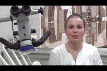 Embedded thumbnail for Лечение зубов под микроскопом